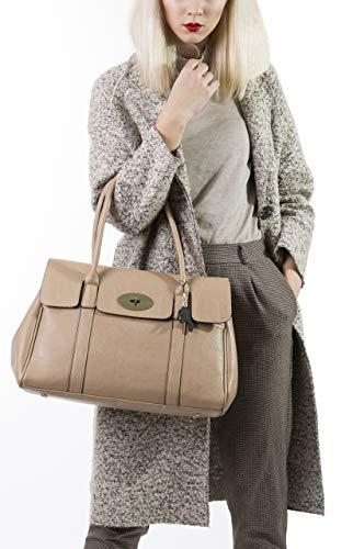 Similicuir Blanc Shop Femme En Big Main Poignée Avec Handbag Sac Supérieure Pour À Designer RpBpzwOxqC