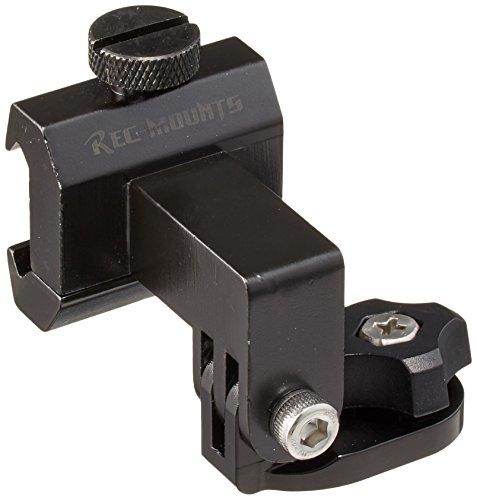 Rec-mounts® Picatinny Rail Mount Type2 for Sony Action cam HDR-AZ1 HDR-AS100V HDR-AS30V HDR-AS20[REC-B35-L-CN]