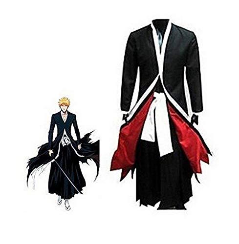 Ichigo Bankai Costumes - King Ma Japanese Anime Costumes Cosplay