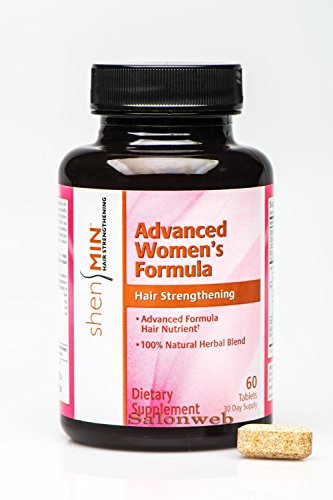 Shen Min Advanced Formula for Women Hair Vitamins