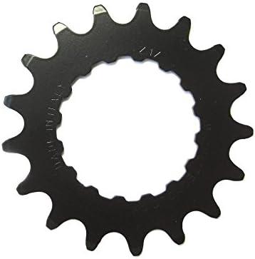 Bosch15d Active+Performance Line 15 Dientes Negro Miche Pi/ñ/ón E-Bike p