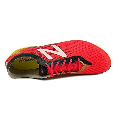 Bota de fútbol New Balance Furon V2 Pro AG Bright cherry-Yellow ACG