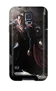 Faddish Man Of Steel 2013 Movie Case Cover For Galaxy S5 1679283K91654176