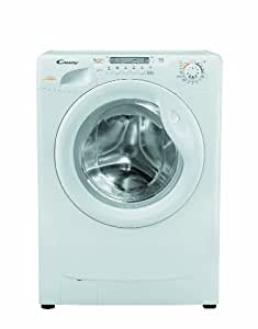 Candy GOW 485 D - Lavadora-secadora (Frente, Independiente, Color blanco, 5 kg, 1400 RPM, A)