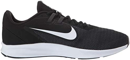 41Z5zmkqR L. AC Nike Men's Downshifter 9 Running Shoe    The Nike Downshifter 9 men's running shoes provide lightweight breathable comfort throughout your run. These sneakers for men have additional durability with a rubber outsole and closed mesh through the midfoot and heel.