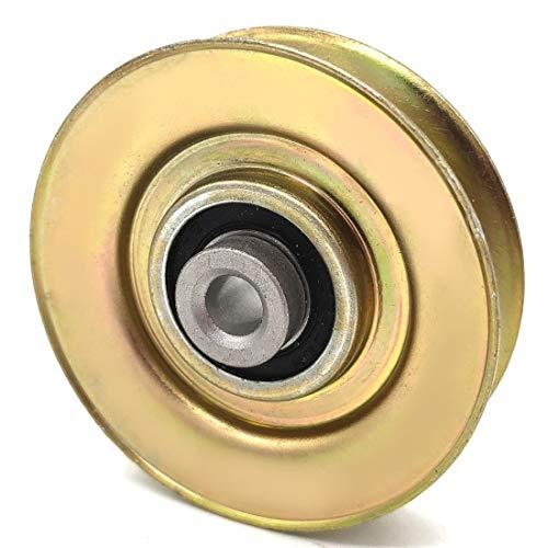 V-Groove Idler Pulley Steel 5 Dia.- 5//8 Bore Phoenix Mfg