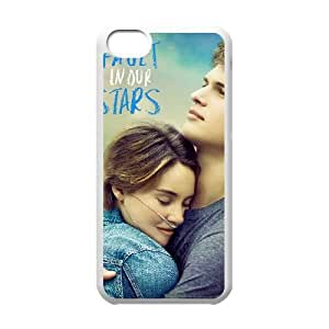 iPhone 5c Cell Phone Case White The Fault In Our Stars rgby