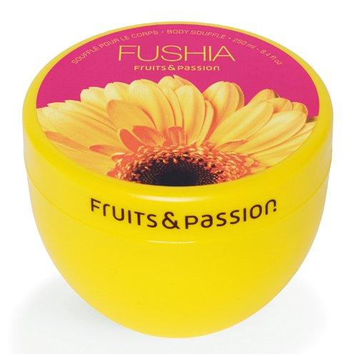 Fruits and Passion Fushia Body Soufflé, 8.4 Ounce