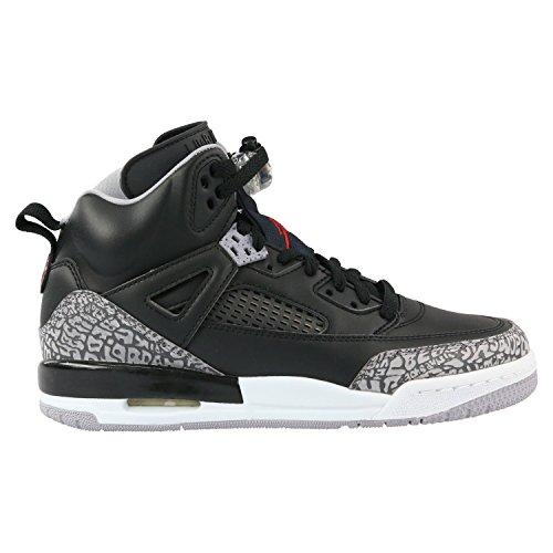 Varsity Red Cement (Nike JORDAN SPIZIKE BG boys basketball-shoes 317321-034_3.5Y - BLACK/VARSITY RED-CEMENT GREY-WHITE)