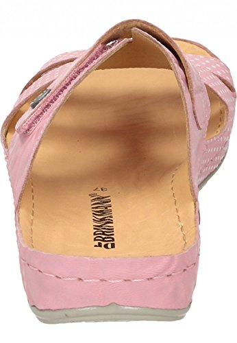 Dr. Brinkmann 701106 Womens Clogs and Mules Rosa Aarj7HA
