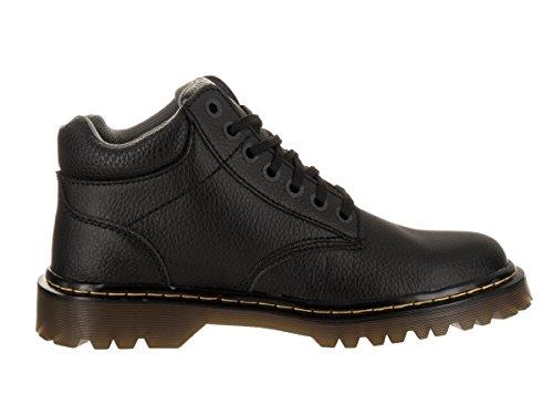 Dr. Martens Mens Harrisfield Black Ankle Boot Black hM73rDYT