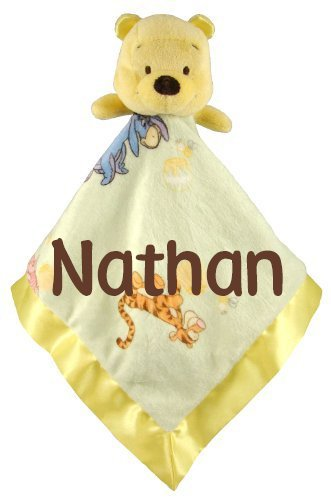 Galleon Personalized Disney Baby Winnie The Pooh Snuggle