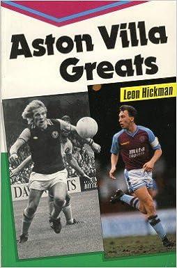 Aston Villa Greats