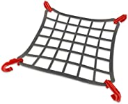 Delta Cycle Bike Expandable Net Holder with Hooks