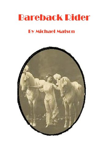Book: Bareback Rider by Michael Matson