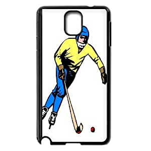Custom Hockey Case Cover , Creative Designed For Samsung Galaxy Note 3