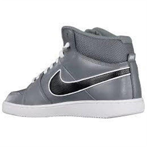 Nike Backboard II Mid, Zapatillas de Baloncesto Hombre Off White (White/photo Blue)