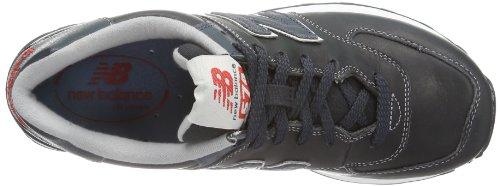 Uomo EU Navy Multicolore New Collo lln 10 42 Balance Sneaker 574 Multicolore Basso a xOqTAY