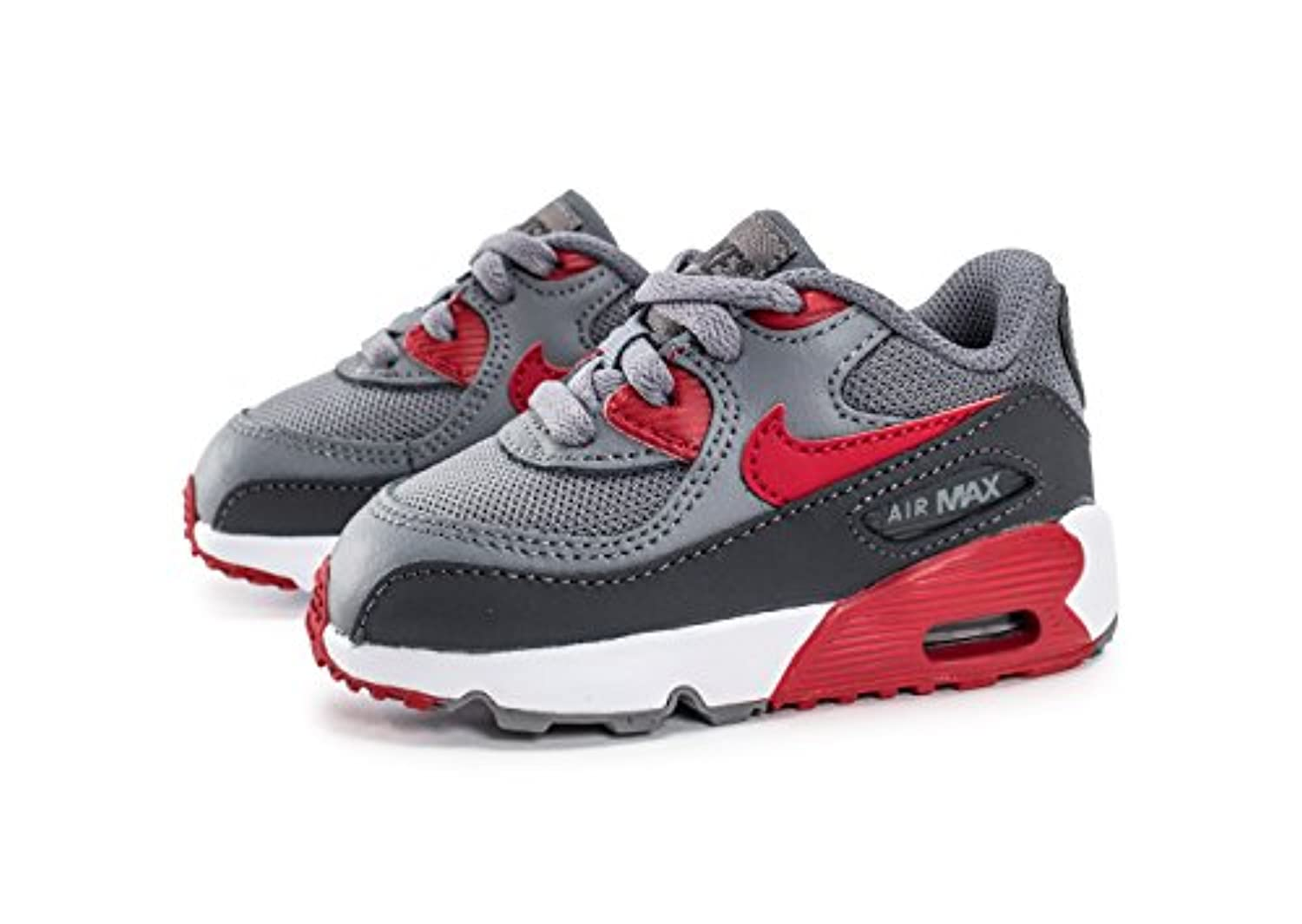 Infant's NIKE Air Max 90 Mesh Trainers (UK 3.5 Toddler)