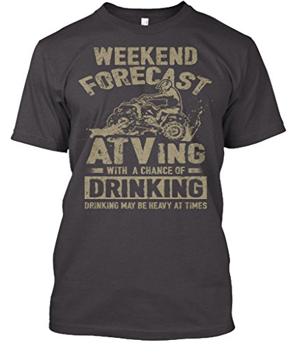 Teespring Weekend Forecast Premium T Shirt product image