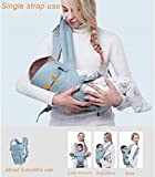 Ergonomic 360° Baby Soft Carrier, Comfortable