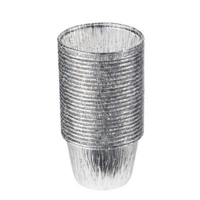 Lakeland - Moldes para postres desechables, de papel de aluminio, redondos, 25 unidades
