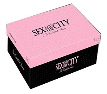 Sex and the city shoes box