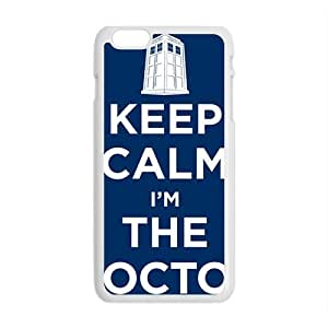 Happy I Am A Doctor Cell Phone Case for Iphone 6 Plus