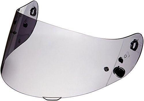 Helmet Smoke Full Face Shield - HJC Helmets HJ-09 Unisex-Adult Full-Face-Helmet-Style Replacement Helmet Face Shield (Smoke,One Size)