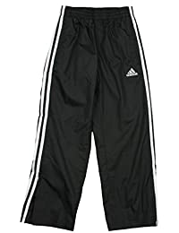 Adidas Big Boys Core Revolution Track Pants - Black