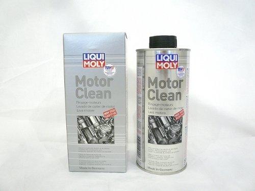 LIQUI MOLY(リキモリ) MOTOR CLEAN(モータークリーン) エンジンオイル用添加剤添加剤 6本セット B00D8Q76YQ