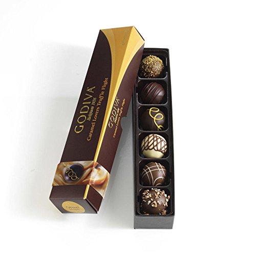 Godiva Chocolatier Chocolate Truffle Caramel