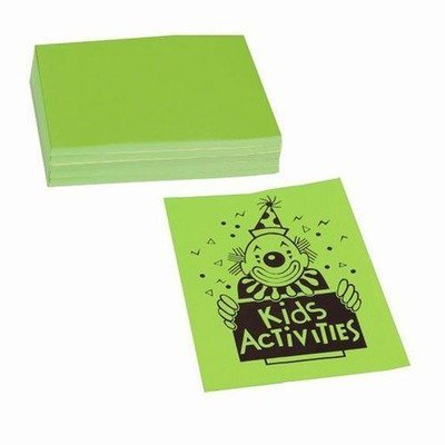 Pacon Neon Bond Paper - Letter - 8.50quot; x 11quot; - 24 lb - 100 / Pack - Green by (Pacon Neon Bond Paper)