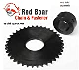 WELD50X48 50 Weld Sprocket 48 Tooth for the X Series Hub