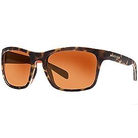 Native Eyewear Penrose Polarized Sunglasses 94 Lens Width 52.8mm Lens Height 42.3mm Bridge 22.2mm