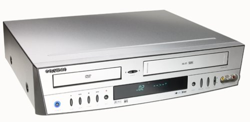 GoVideo DVR4200 DVD-VCR Combo