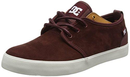 DC Herren Sneaker Studio 2 LE Sneakers Rot (Ox Blood)