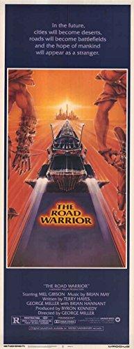Mad Max 2: The Road Warrior - Authentic Original 14