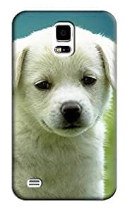 Dog Hard Back Shell Case / Cover for Samsung Galaxy S5