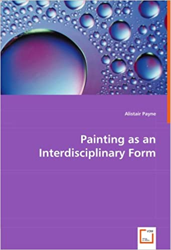 Book Painting as an Interdisciplinary Form