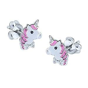 pendientes unicornio