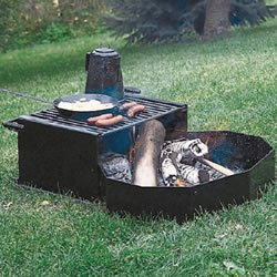 - Campfire Ring & Grill (EA)