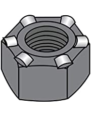 5/16-18 Hex Weld Nut with 6 Projections High Pilot Height (Pack Qty 1,000) BC-31NWHP6 by Shorpioen