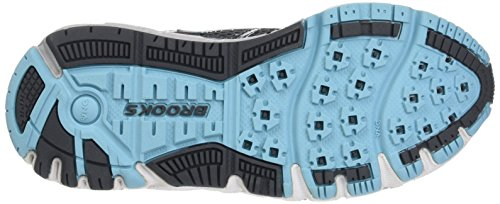 Brooks Damen Addiction12 Laufschuhe Mehrfarbig (Antracite/bluefish)