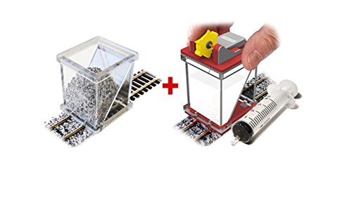 Proses PBS-FIX-04 Schotterkleber-Applikator Set mit Schotterverteiler