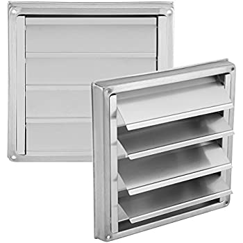 Amazon Com Vent Cover Delaman 100mm Stainless Steel