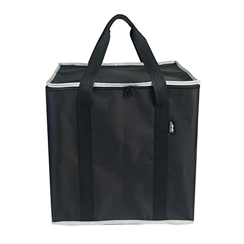 leopard-outdoor-waterproof-portable-toilet-storage-bag-with-handles-washable-black