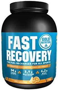 Gold Nutrition Fast Recovery Orange 1 KG