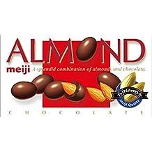 Meiji almond chocolate 88gX10 pieces