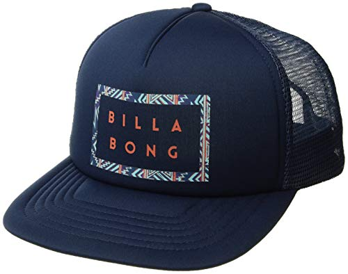 Billabong Men's Upgrade Trucker Hat Navy One Size ()